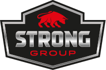 Strong Group logo