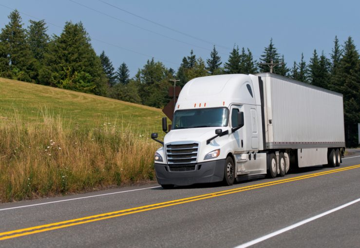 dry van freight rates